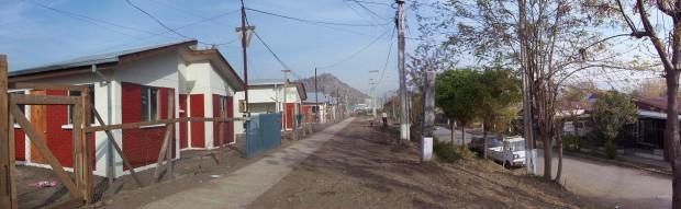 Villa Ecológica, comuna de Quilicura