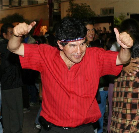 Se supone que Juanito (aka Rafael Acosta) sólo durará unos 15 días en su puesto en Iztapalapa. En este caso nadie puede reclamar, que todos estaban avisados con mucha anticipación