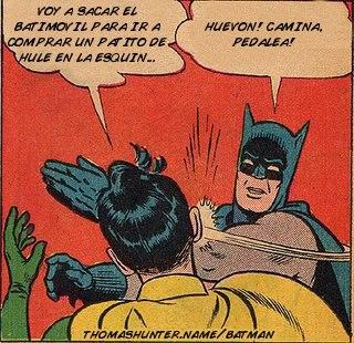 Batman Camina