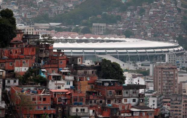 Estadio Favela