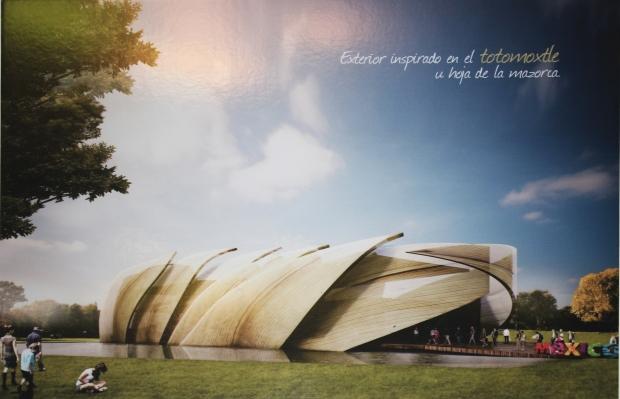 Pabellón de México en Expo Milán 2015