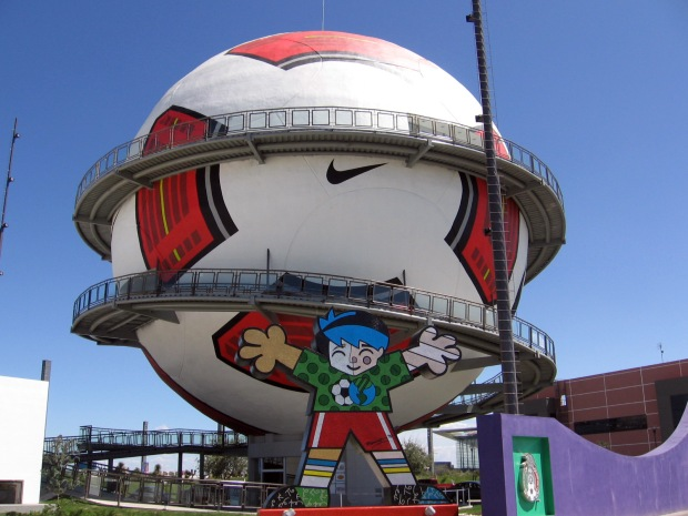 Salón de la Fama del Fútbol, Pachuca, HGO
