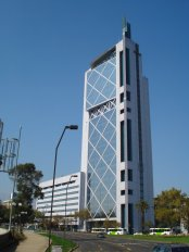 Torre Telefónica en Santiago de Chile