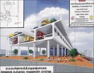 Proyecto BERTS en Bangkok. ¿Algún parecido con el Tercer Piso de Santa Fe?