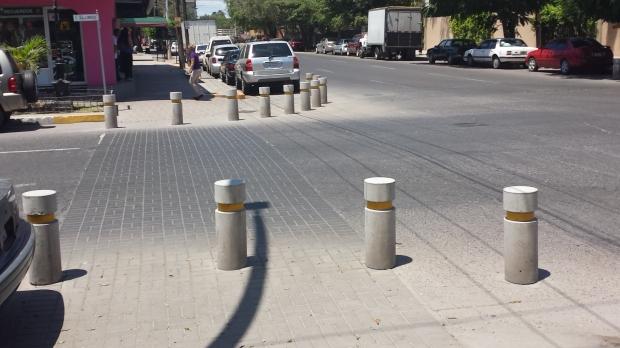 Cruce en Los Mochis, Sinaloa. Imagen: Rodrigo Díaz