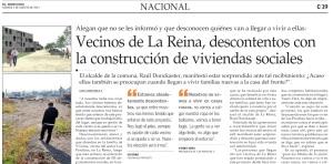 El Mercurio, 2 de agosto de 2014