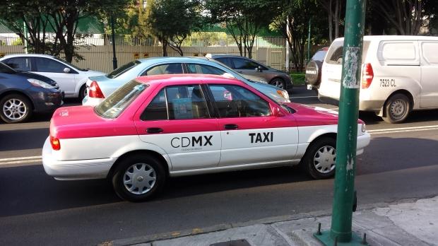 Taxi DF