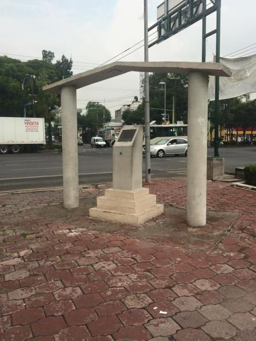 Plaza Cívica y Recreativa Paseo de la Viga. Imagen: Jimena de Gortari